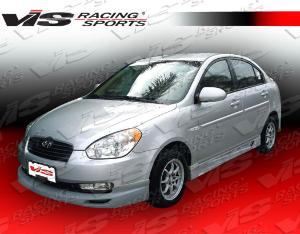 hyundai accent body kits at andy s auto sport hyundai accent body kits at andy s auto