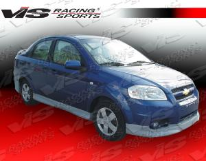 Chevrolet Aveo Body Kits at Andy's Auto Sport