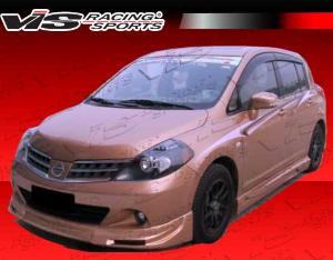Nissan Versa Body Kits at Andy's Auto Sport