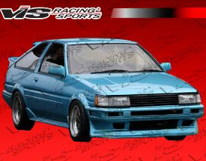 1984-1987 Toyota Corolla Vis Racing Monster Body Kit