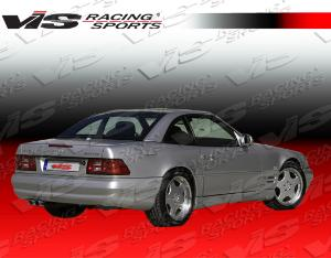 Mercedes Sl-class Body Kits at Andy's Auto Sport