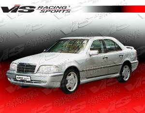 Mercedes C-class Body Kits at Andy's Auto Sport