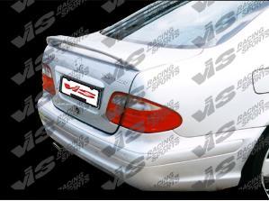 1 Piece for 1998-2002 CLK Class W208 Duraflex OPS Rear Wing Spoiler