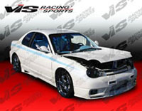 2000-2002 Dodge Neon VIS Racing Omega Body Kit