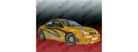 2000-2002 Dodge Neon VIS Racing Servo Body Kit