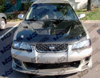 2000-2003 Nissan Sentra VIS Racing Ballistix Body Kit