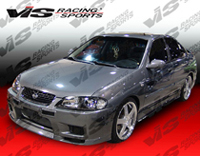 2000-2003 Nissan Sentra VIS Racing Omega Body Kit