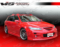 2003-2008 Mazda 6 VIS Racing A Spec Body Kit
