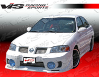 2004-2006 Nissan Sentra VIS Racing EVO 5 Body Kit