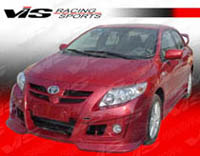 2009-2010 Toyota Corolla VIS Racing AMS Body Kit