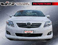 2009-2010 Toyota Corolla VIS Racing Fuzion Body Kit
