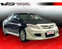 2009-2010 Toyota Corolla VIS Racing ICON Body Kit