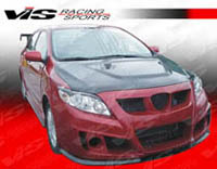 2009-2010 Toyota Corolla VIS Racing Zyclone Body Kit