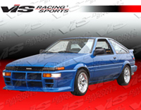 1984-1987 Toyota Corolla VIS Racing GTX Body Kit