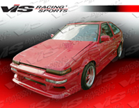 1984-1987 Toyota Corolla VIS Racing J Speed Body Kit