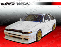 1984-1987 Toyota Corolla VIS Racing N Speed Body Kit