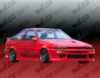 1984-1987 Toyota Corolla VIS Racing V Speed Body Kit