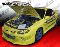 1998-2003 Ford Escort_Zx2 VIS Racing Invader Body Kit