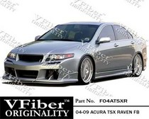 2004-2008 Acura Tsx Vision Raven Body Kit
