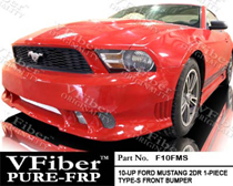 2010-9999 Ford Mustang Vision Autodynamics Type-S Body Kit