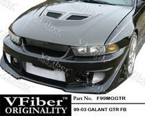 vision autodynamics gtr body kit 99 03 mitsubishi galant vision auto front bumper - Mitsubishi Galant 2002 Body Kit