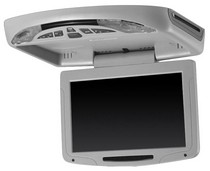 1965-1972 Mercedes 250 Vission  Overhead Monitor DVD Player (10  inch, Black)