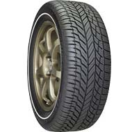 1999-2002 Daewoo Lanos Vogue Premium All Season HR 235/55R17 99H WW