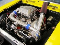 1964 1972 Chevrolet Chevelle W Cowl Hood