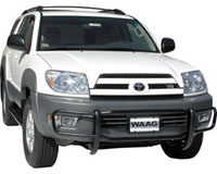 2003-2009 Toyota 4Runner WAAG Grill Guards - FrontRunner