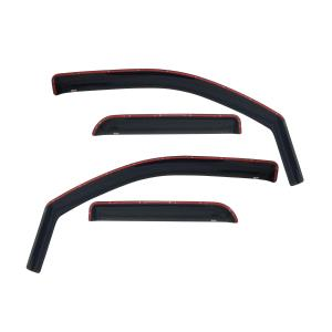 WeatherTech Side Window Deflectors for Ford Crown Victoria Marquis 1992-2011