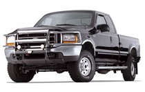 1988-1999 Chevrolet K-Series 4X4 Pickup 1/2, 3/4, 1 Ton, 1988-1999 GMC K-Series 4X4 Pickup 1/2, 3/4, 1 Ton, 1992-1999 4X4 Blazer, 1992-1999 Chevy Suburban, 1992-1999 Chevy Tahoe (Excludes R/V 1 Ton & 2WD C3500 HD, New Design 1999 Silverado), 1992-1999 GM Suburban, 1992-1999 GM Yukon, 1994-1997 Sonoma 4X4 (Does not fit GMC Sonoma, Jimmy Highrider), 1995-1997 Blazer, 1995-1997 GM Jimmy 4X4 Only (Includes ZR2 4x4 & Highrider 4x4), 1997-1998 Ford Expedition, 1997-1998 Ford F-150 Light Duty 4X4, 1997-1998 Ford F-250 Light Duty 4X4, 1998-2003 Ranger 4X4, 1998-2004 Chevrolet Blazer (Fits models with Bumper Rubber strip Only), 1998-2004 Chevrolet S-10 4X4 Pickup, 4X4, 1998-2004 Chevrolet ZR-2 Pickup Warn® Trans4mer® Light Bar Kit - Black