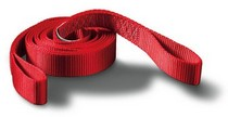 For Use with Winching or Towing Products Warn® Light Weight Rigging Strap - 1 in X 8 ft