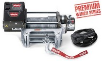 All Vans, Trucks, SUVs, and Jeeps Warn® M6000 (Sb) Winch - 12V - Bic