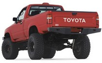 89-95 Toyota Pickup (excludes Tacoma) Warn® Bumper - Rear