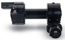 All Vans, Trucks, SUVs, and Jeeps Warn® WG9 Winch (Standard Drum) - Air Clutch