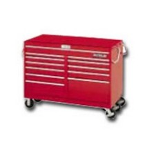 1968-1971 International_Harvester Scout Waterloo 12 Drawer Tool Cart, 56 in. Wide