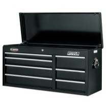 "1964-1967 Chevrolet El_Camino Waterloo 41"" ProMaxx 7 Drawer Tool Chest - Black"