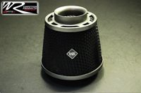 "1986-1995 Mercedes E-Class Weapon R Air Filter - 3"" Inlet / 6.5"" Tall / 6.5"" Wide"