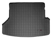 2001-2003 Honda Civic Weathertech Floormats - Cargo Liners (Black)