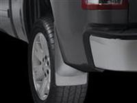 2006-2008 DODGE MEGA CAB MOLDED MUD FLAPS NO-DRILL