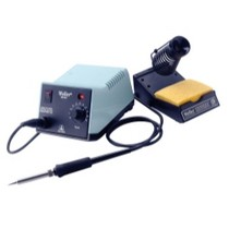 1968-1984 Saab 99 Weller Analog Soldering Station With Power Unit, Soldering Pencil, Stand and Sponge