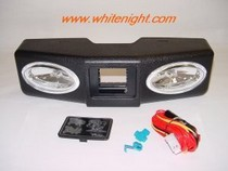 1999-2007 Ford F250 White Night Fixed Mount Light Unit (For Towing Trucks)