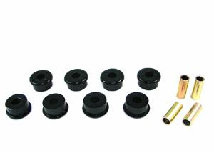 2/79-8/85 2r Rx7 Series I,ii,iii Mazda Whiteline Trailing Arm - Upper & Lower Bushing Kit