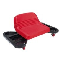 1997-2002 Buell Cyclone Whiteside Mfg Low Profile Detailing Seat
