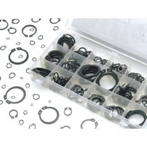 1962-1962 Dodge Dart WILMAR 300 Piece Snap Ring Hardware Kit