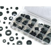 1962-1962 Dodge Dart WILMAR 125 Piece Rubber Grommet Hardware Kit