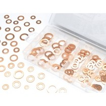 1973-1978 Mercury Colony_Park WILMAR 110 Piece Copper Washer Hardware Kit