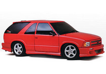 1994-1997 Chevrolet Blazer Wings West Custom Style Body Kit