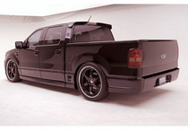 04-06 F150 Super Cab Wings West Revolver Body Kit - Rear Roll Pan (Urethane)