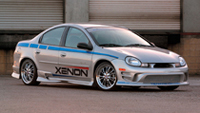 2000-2002 Dodge Neon Xenon 10590 Body Kit
